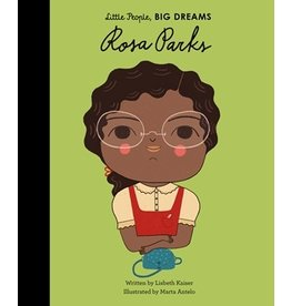 Quarto Little People, Big Dreams | Rosa Parks
