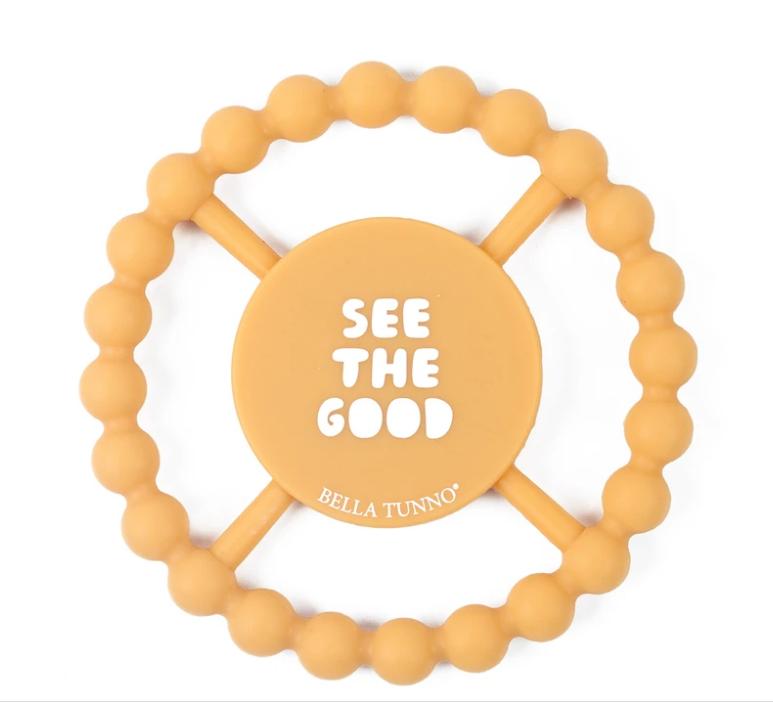 Bella Tunno Bella Tunno Happy Teether | See the Good