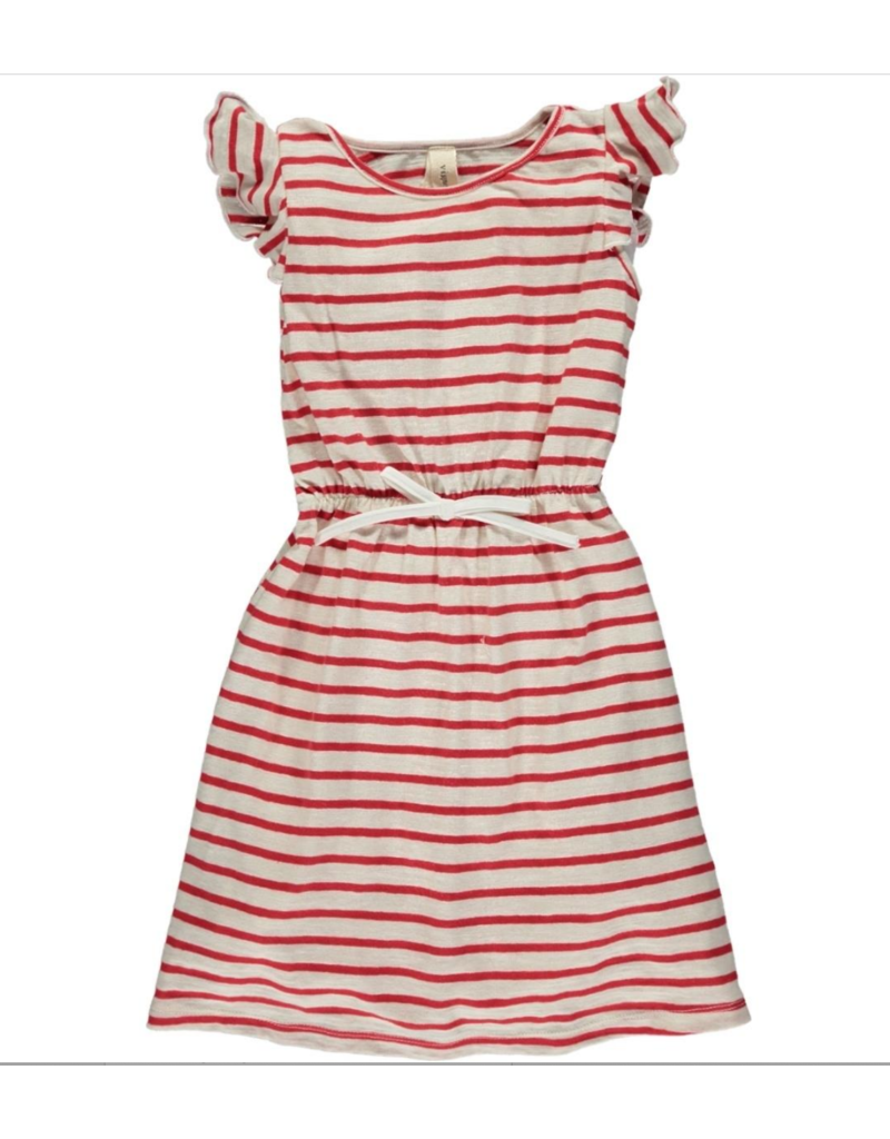 Vignette Vignette | Veronica Dress in Cherry
