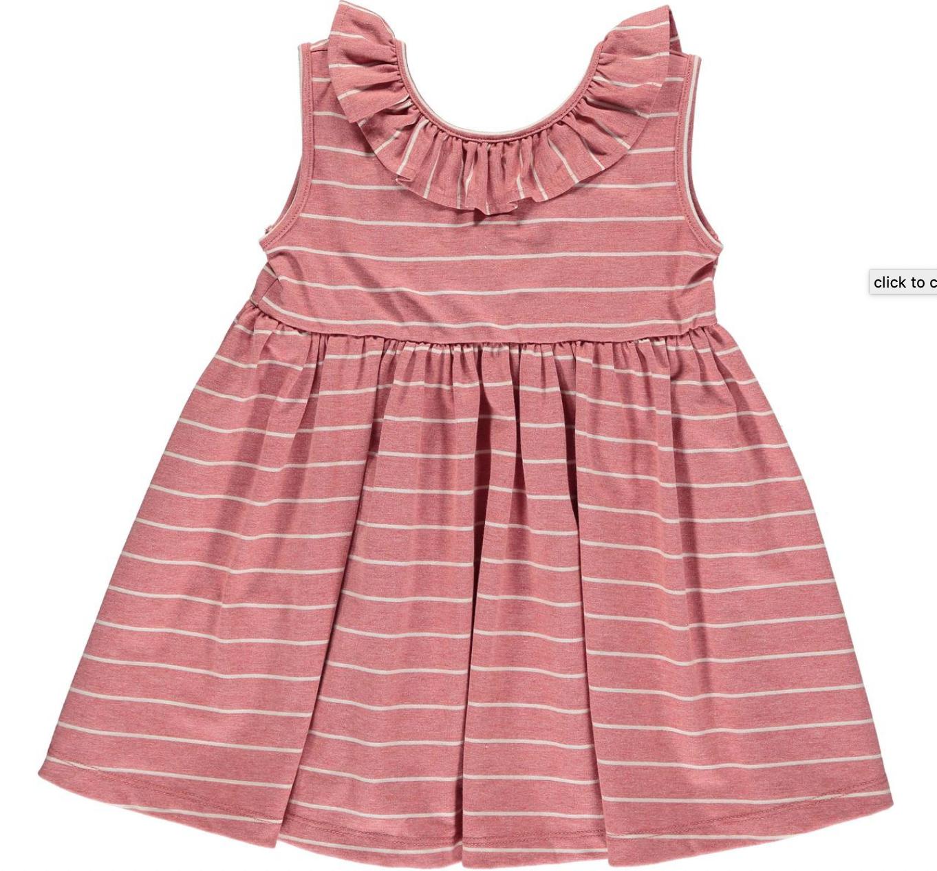 Vignette Vignette | Bella Dress in Cherry