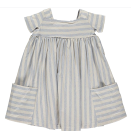 Vignette Vignette | Toddler Dress in Sky