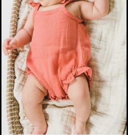 L'oved Baby L'oved Baby | Muslin Tie-Shoulder Bodysuit