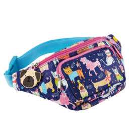 Floss & Rock Floss & Rock | Belt Bag in Pets