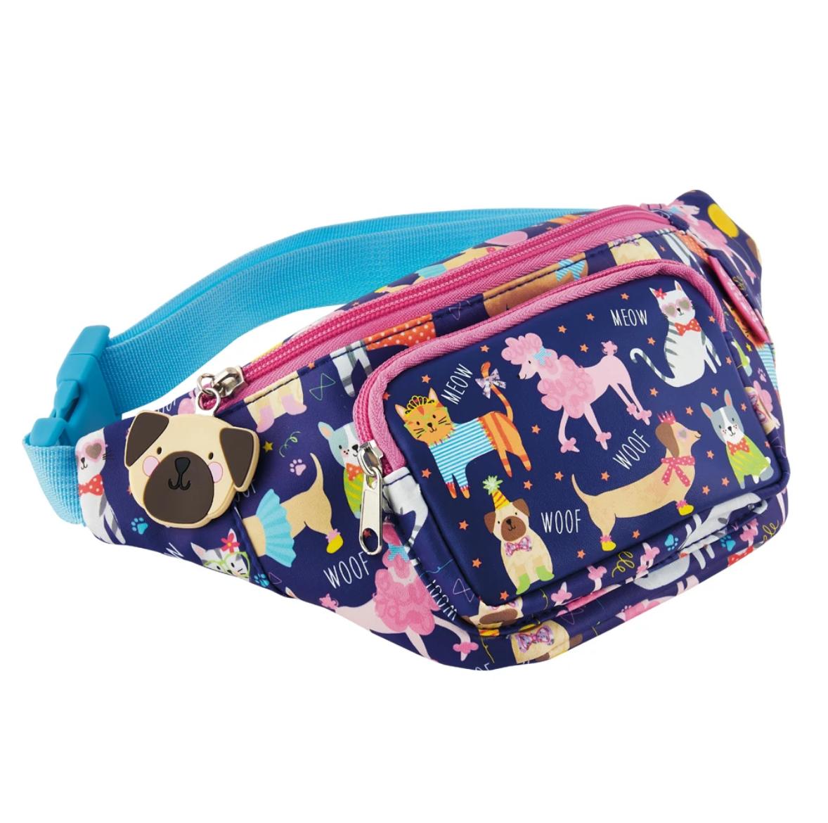 Floss & Rock Floss & Rock | Belt Bag in Pets