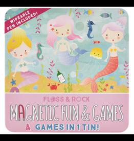 Floss & Rock Magnetic Fun & Games |  Mermaid