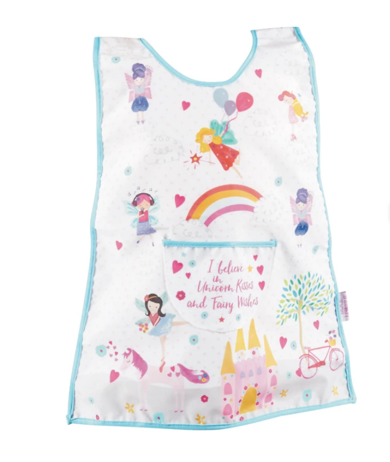 Floss & Rock Fairy Unicorn Artist's Smock