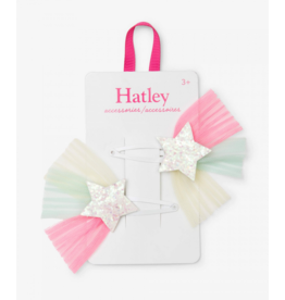 Hatley | Tulle Starburst Snap Clips