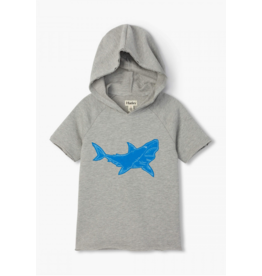 Hatley Hatley |Great White Shark Hoodie
