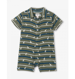 Hatley Hatley | Safari Jungle Woven Romper
