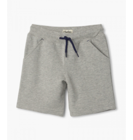 Hatley Hatley | Athletic Grey Terry Shorts