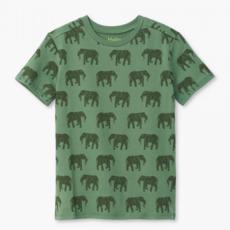 Hatley | Elephant Herd Graphic Tee