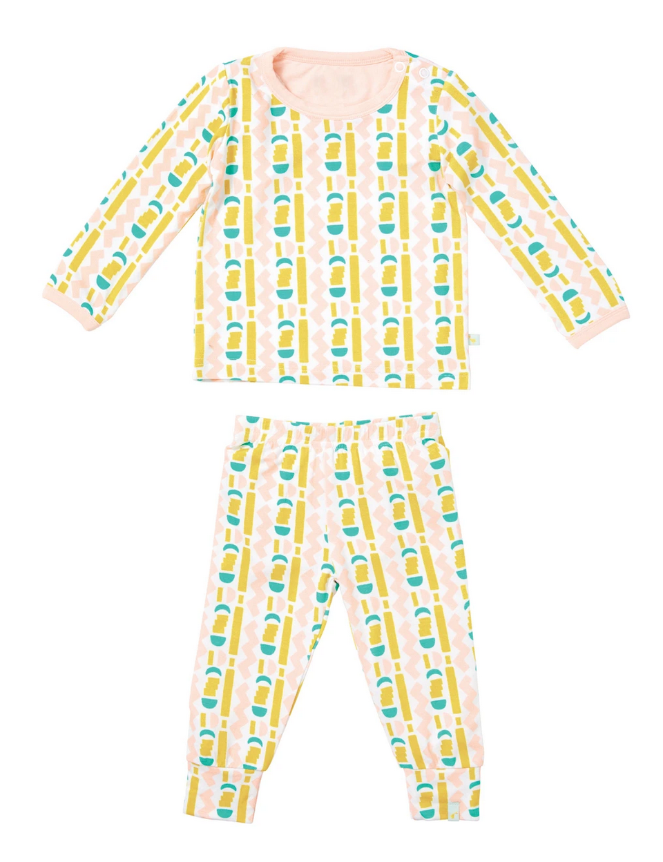 Clover Kids Clover Kids | Geo Two Piece Set