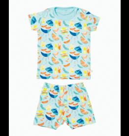 Clover Kids Clover Kids   BBQ Two Piece Pajama
