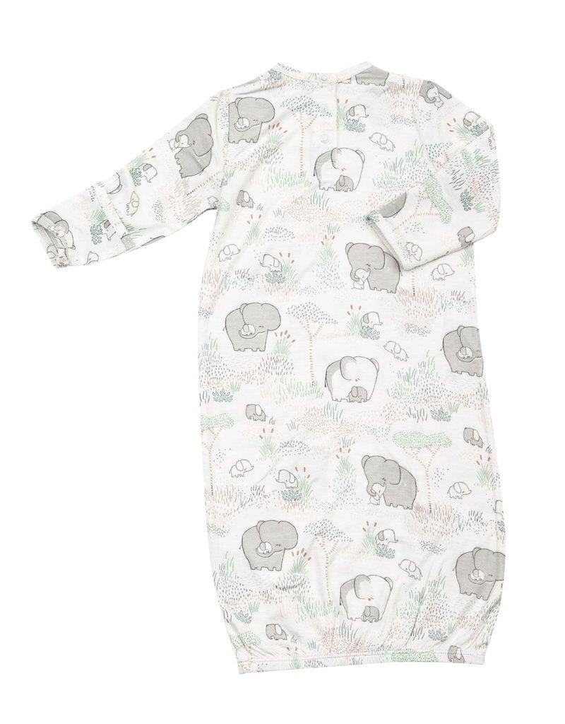 Angel Dear Angel Dear | Grey Elephant Gown