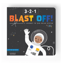 Gibbs Smith 3-2-1 Blast Off | A Journey to our Solar System