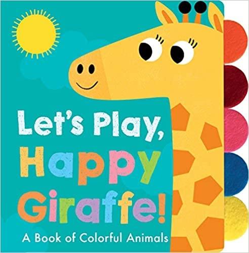 Let's play, Happy Giraffe