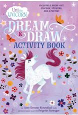 Dream and Draw Activity Book