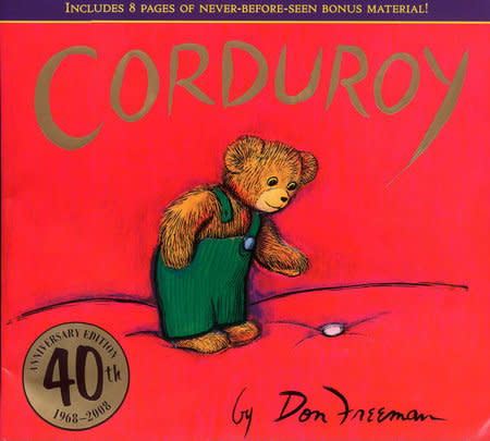 Corduroy 40th Anniversary Edition
