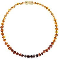 Powell's Owls Powell's Owls Amber Teething Necklace