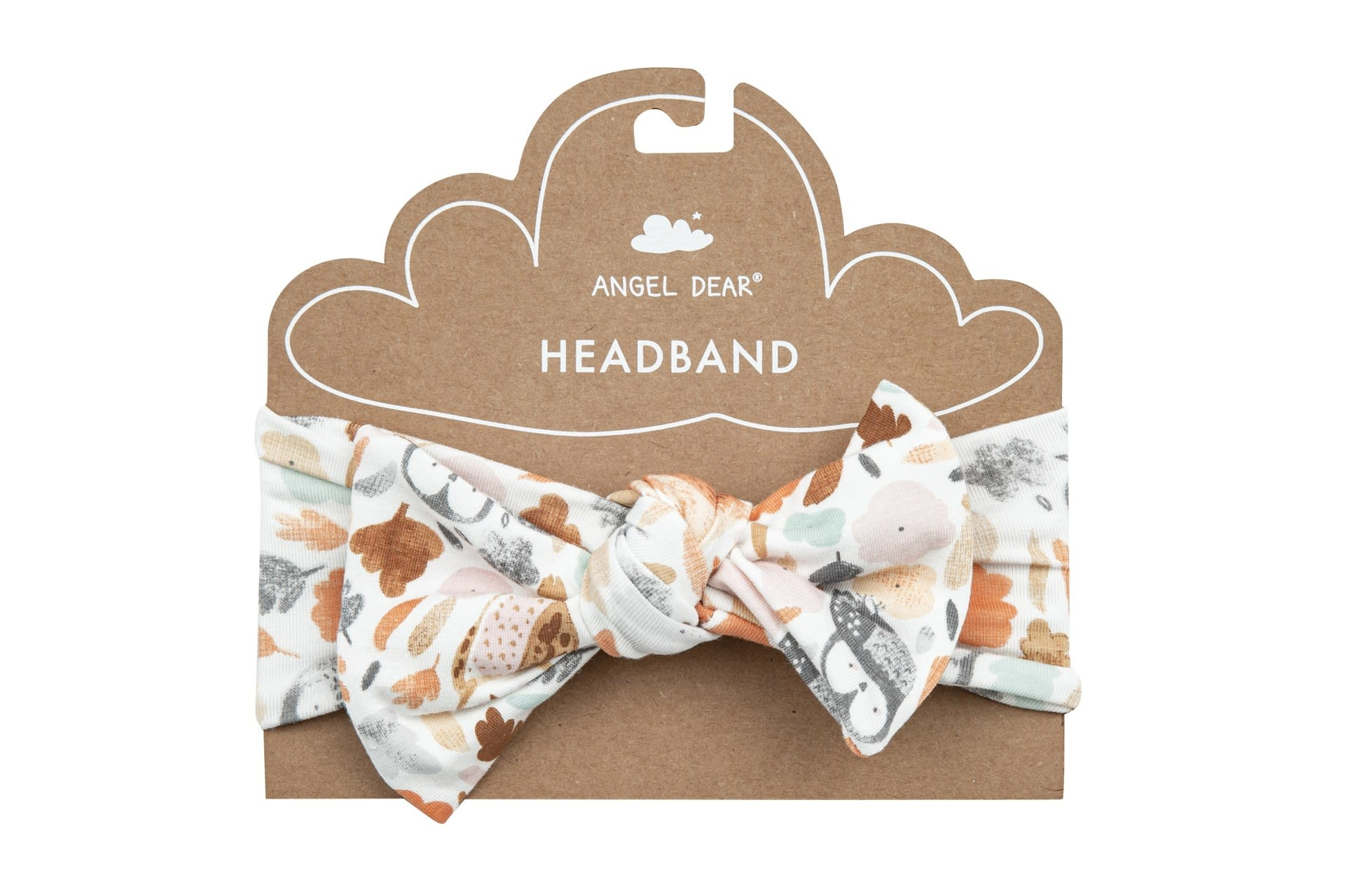 Angel Dear Angel Dear | Autumn Owls Headband