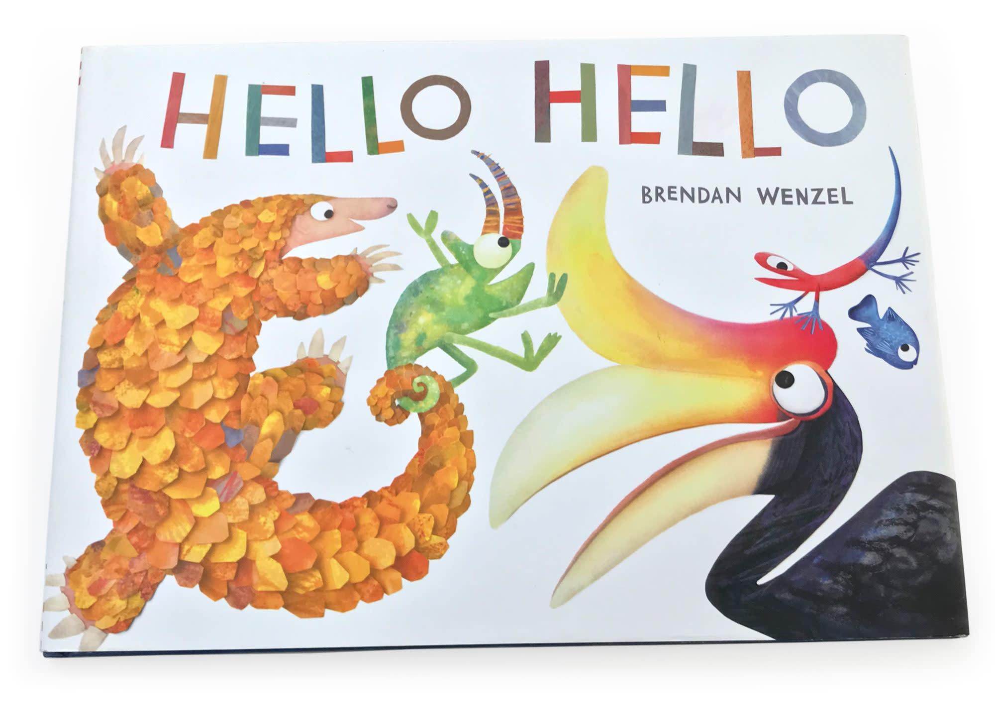 Hello Hello | Book