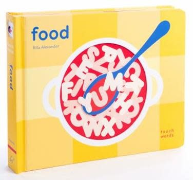 Touch, Think, Learn Food | Book
