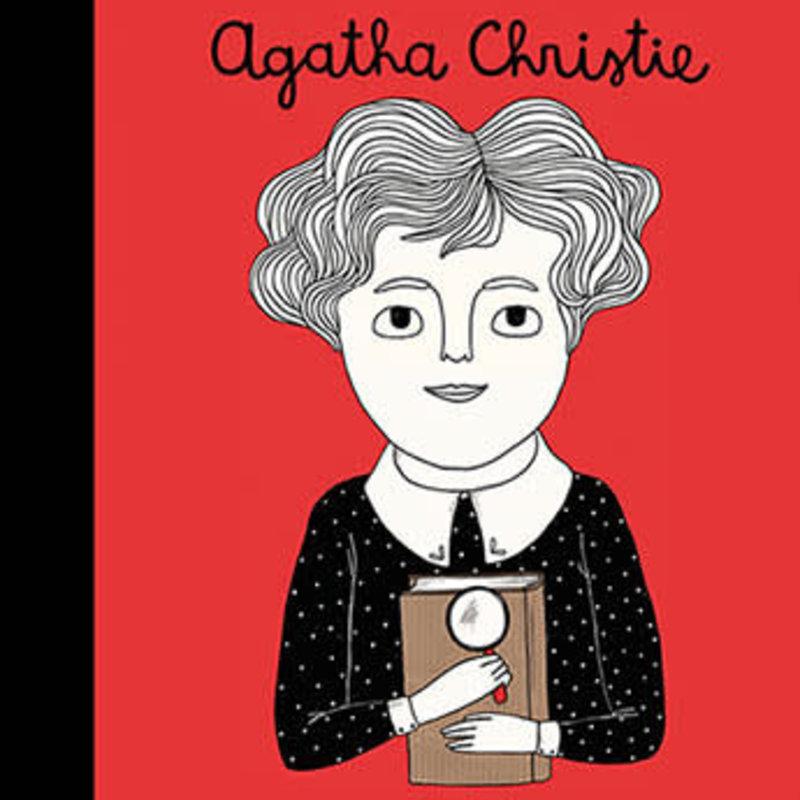 Quarto Little People, Big Dreams   Agatha Christie