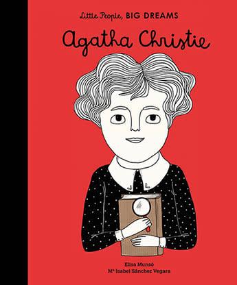 Quarto Little People, Big Dreams | Agatha Christie