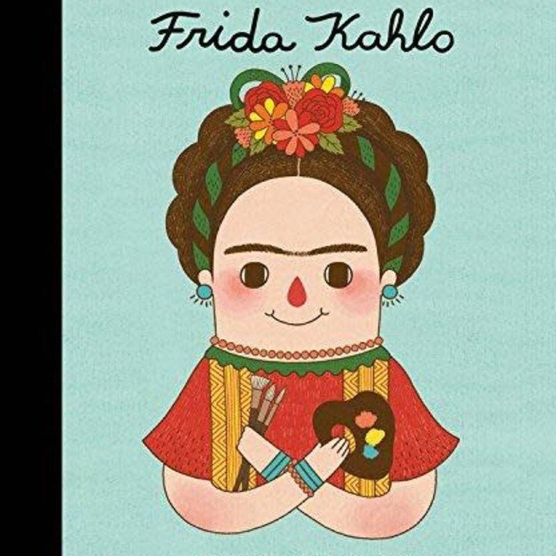 Quarto Little People, Big Dreams   Frida Kahlo