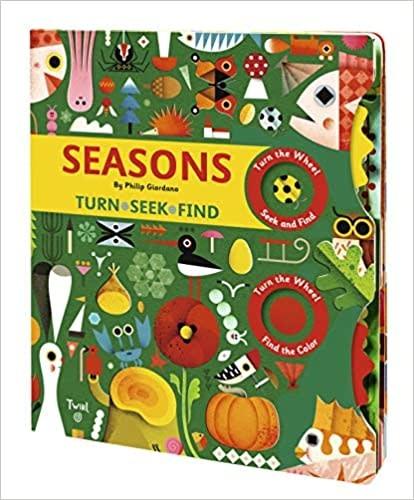 Hatchette Book Group Seasons | Board Book