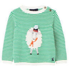 Joules | Green Sheep Sweater