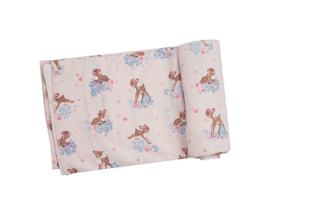 Angel Dear Angel Dear   Woodland Deer Swaddle Blanket