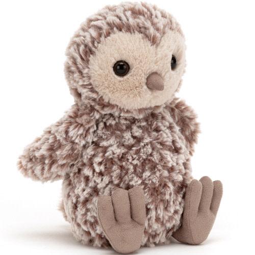 JellyCat Jellycat   Torvill Owl Chick