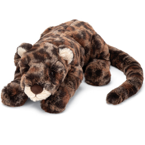 JellyCat Jellycat   Livi Leopard