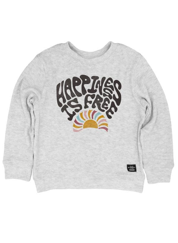 feather 4 arrow feather 4 arrow | Happiness is Free Pullover
