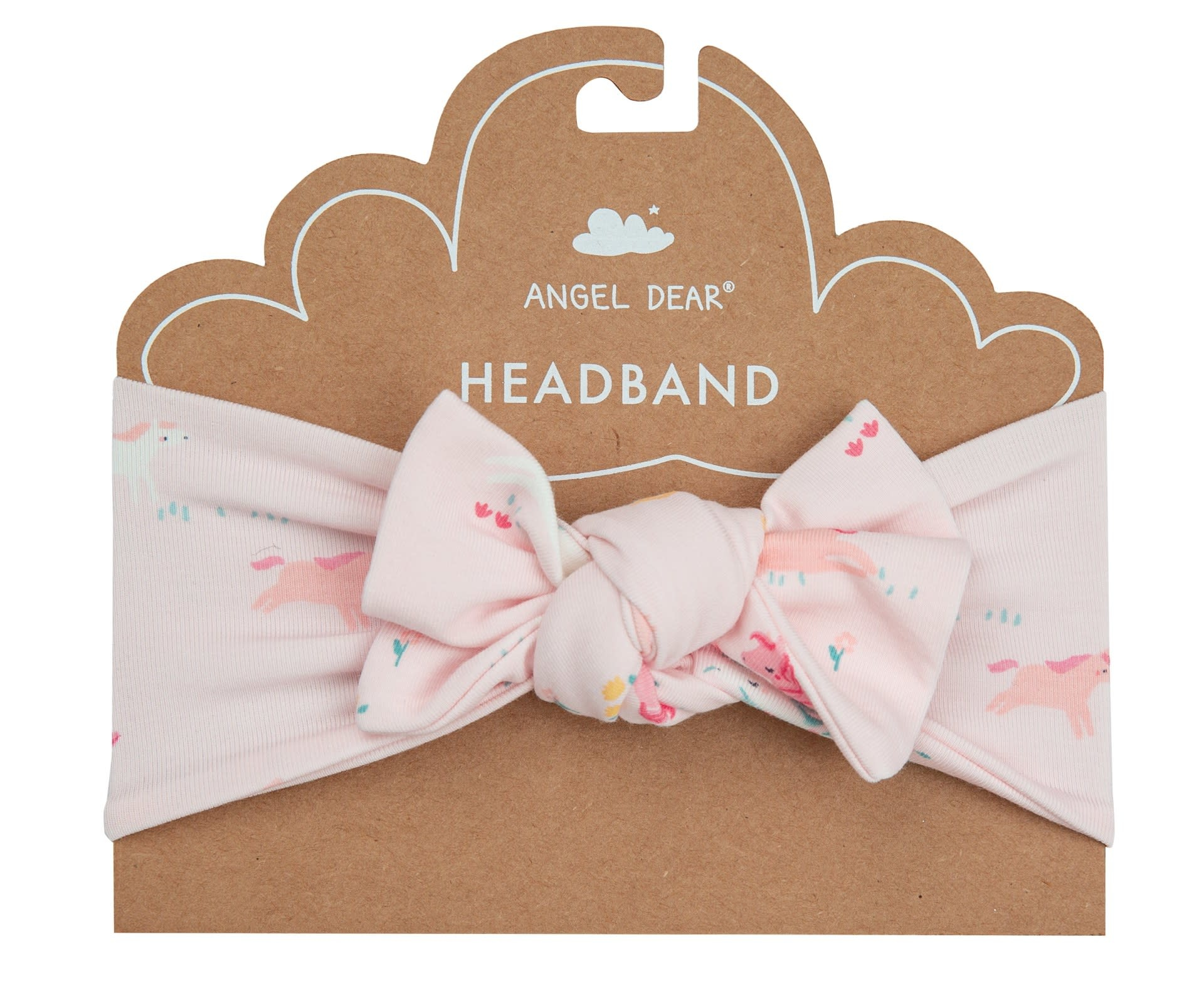 Angel Dear Angel Dear | Girl Ponies Headband