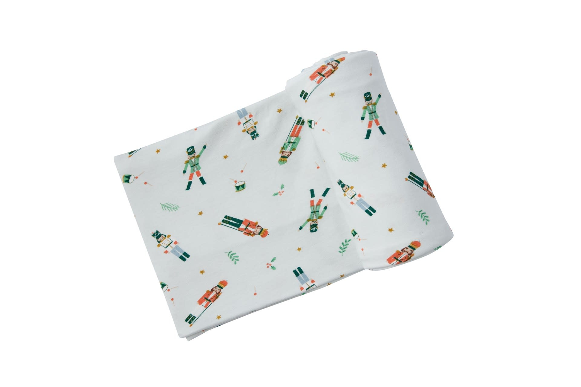 Angel Dear Angel Dear | Nutcrackers Swaddle Blanket