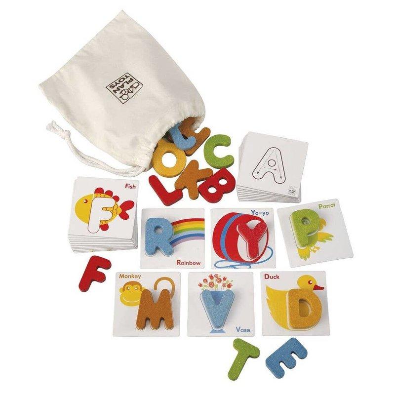 PLAN Toys PLAN Toys | Alphabet Set