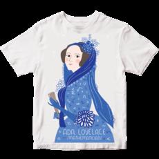Piccolina Piccolina | Ada Lovelace Short Sleeve Tee