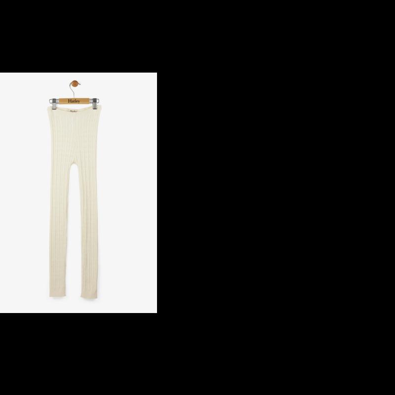 Hatley Hatley | Cream Cable Knit Tights
