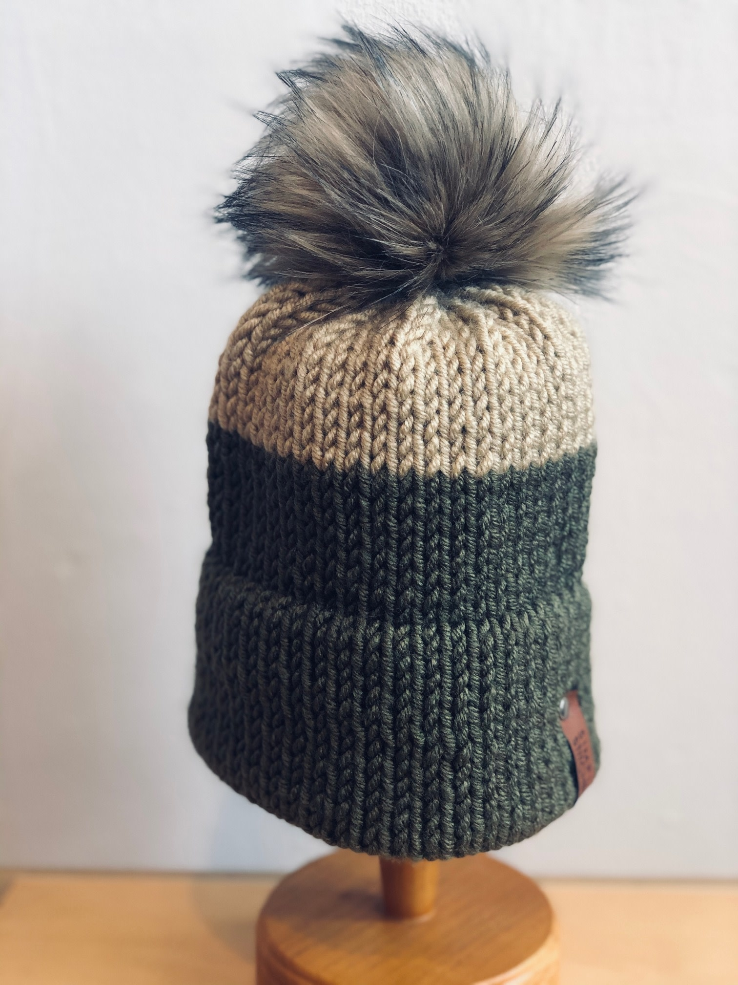 Simply Stitched Simply Stitched | Handmade Double Brim Hat