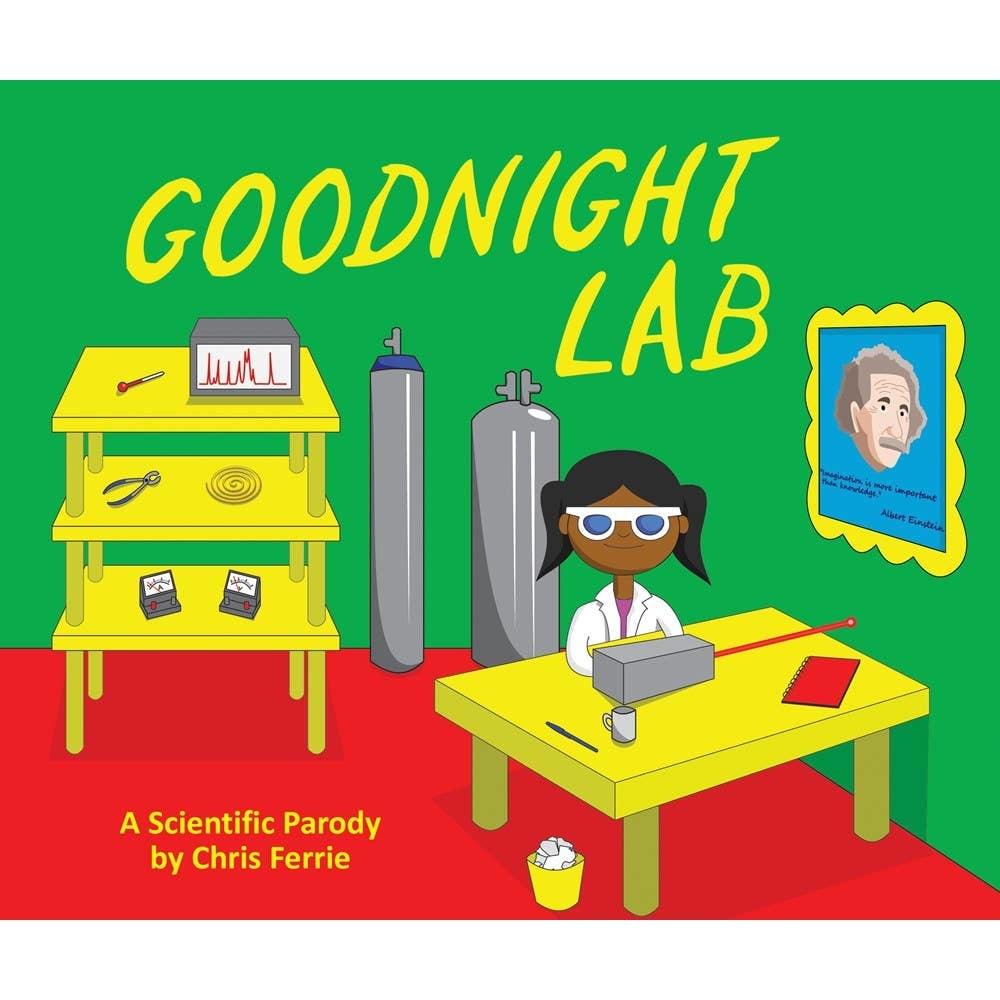 Goodnight Lab | Hardcover