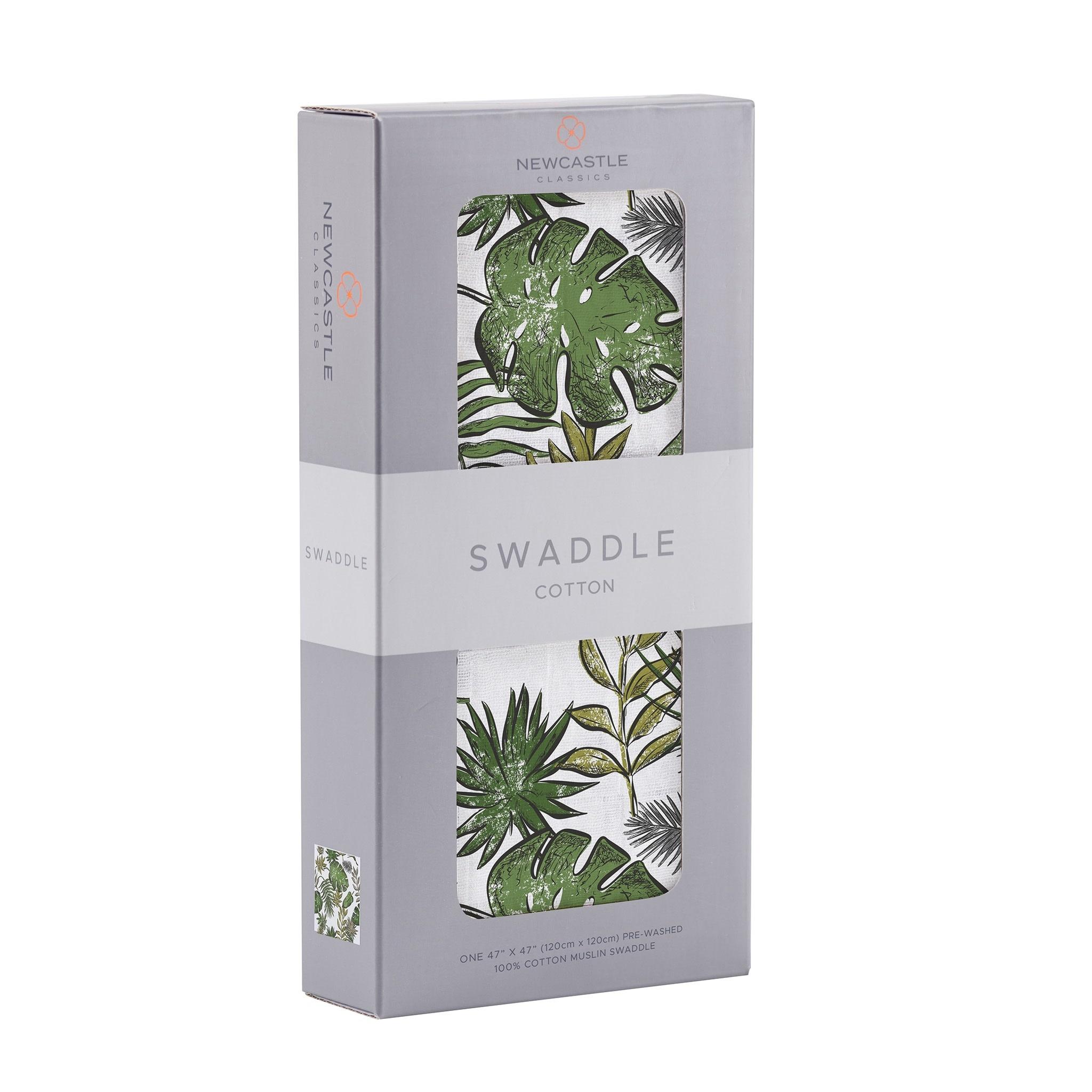 Newcastle Classics Newcastle Classics | Jurassic Forest Swaddle