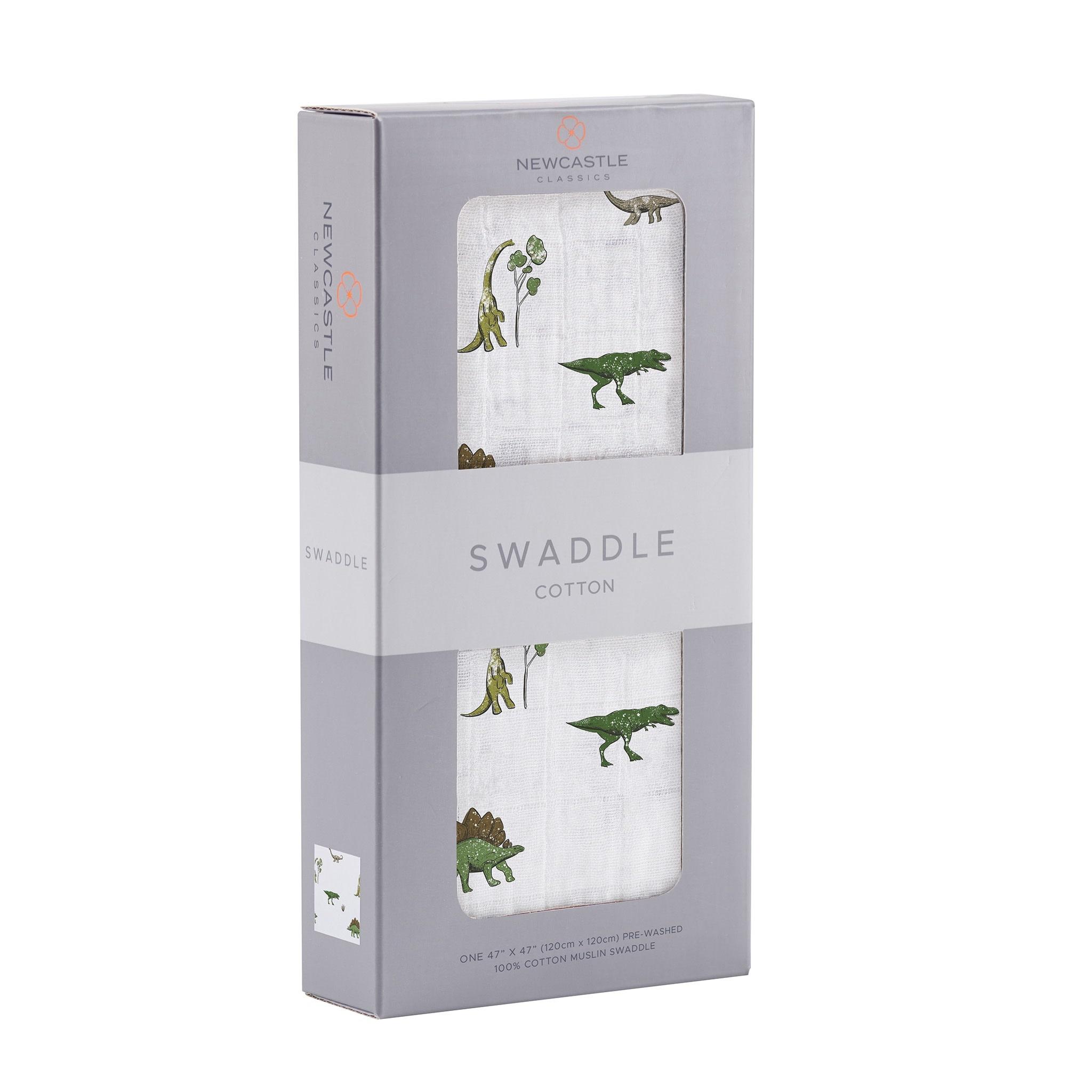 Newcastle Classics Newcastle Classics | Dino Days Swaddle