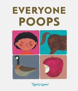 Everyone Poops Book