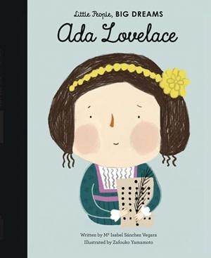 Little People, Big Dreams | Ada Lovelace