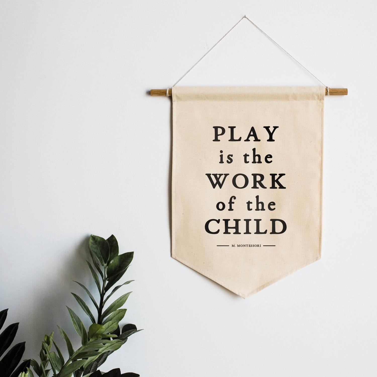 Gladfolk Gladfolk | Play is the Work of the Child Banner