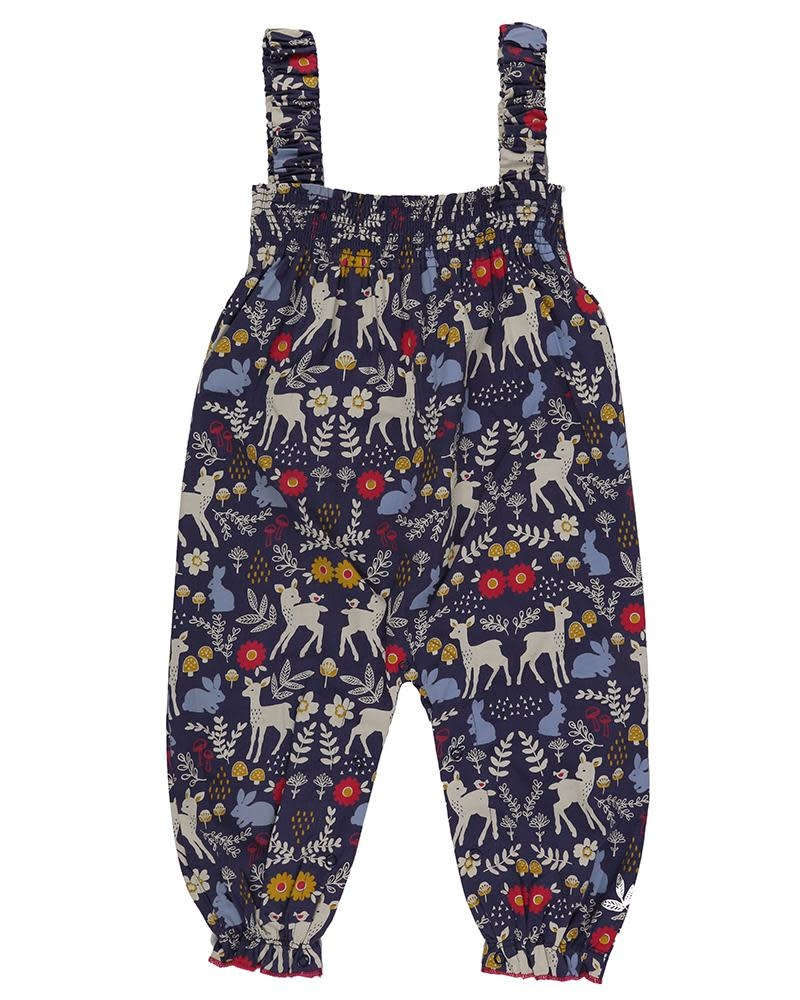Lilly + Sid Lilly + Sid | Animal Dungarees
