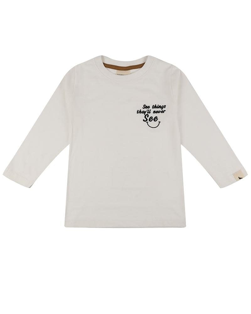 Turtledove London Turtledove London | Embroidered Tee