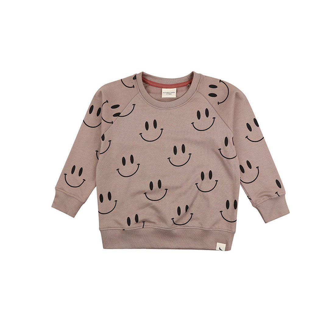 Turtledove London Turtledove London | Organic Cotton Smiley Sweatshirt